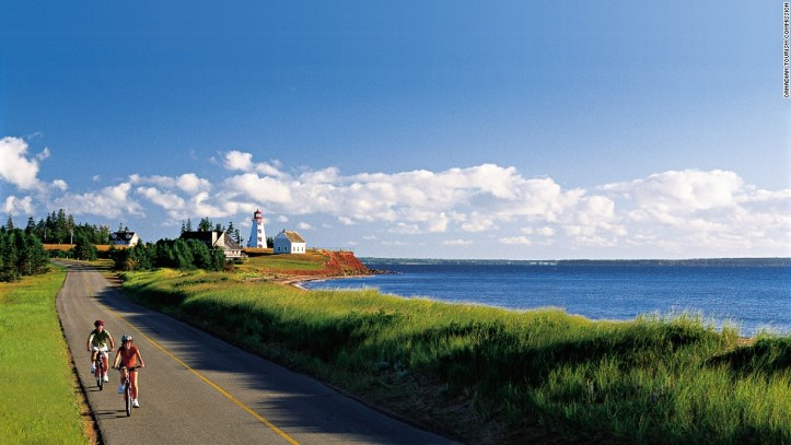 Prince Edward Island, which is Canada's smallest province, gained global fame after Lucy Maud Montgomery's 1908 novel
