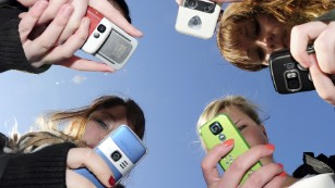 Half of teens think they're addicted to their smartphones