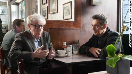 Woody Allen Fast Facts