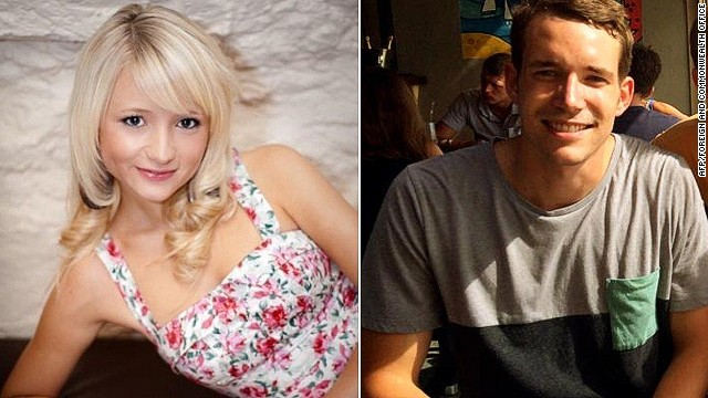 Thai Supreme Court upholds death penalty for men convicted of murdering British backpackers