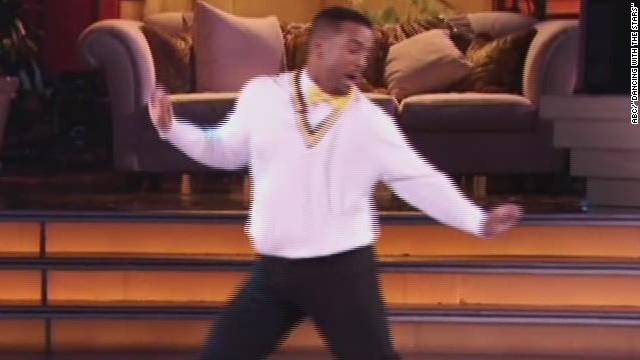 Fresh Prince Carlton dance revived  CNN Video