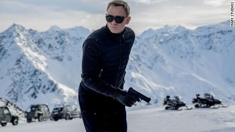 "Daniel Craig last starred as James Bond in 2015's ""Spectre."""