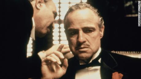 Marlon Brando in 'The Godfather' (1972)