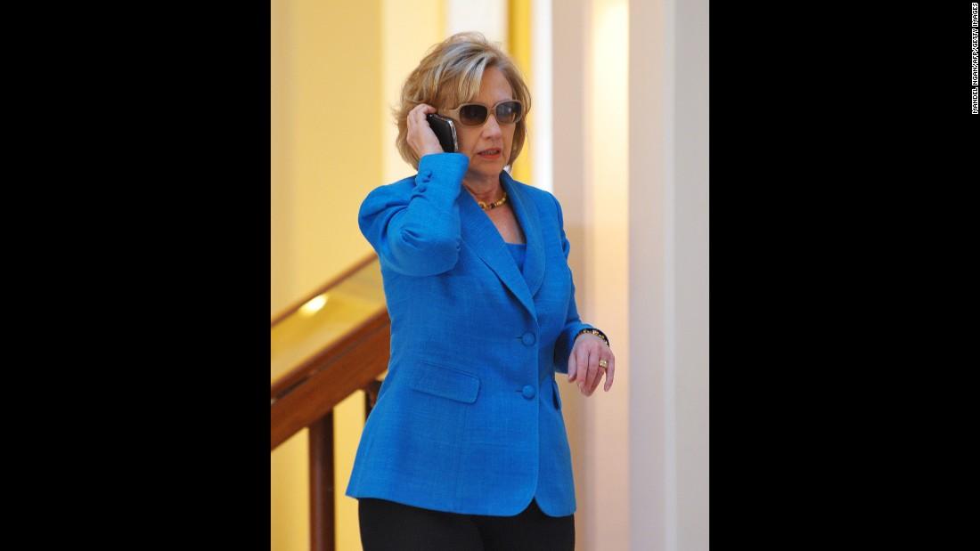 fbi director hillary clinton