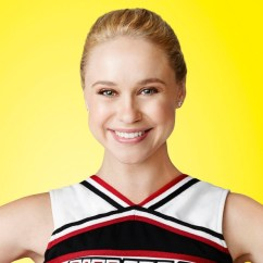 Wheelchair Glee Plastic Chair Rail Gives Us A Touching Farewell Cnn Becca Tobin Portrayed Mean Girl Kitty Later In The Show 39