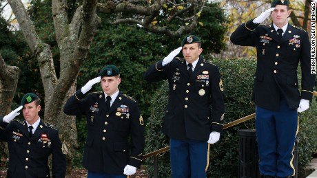A woman soldier is joining the Green Berets -- a first for the Army Special Forces unit