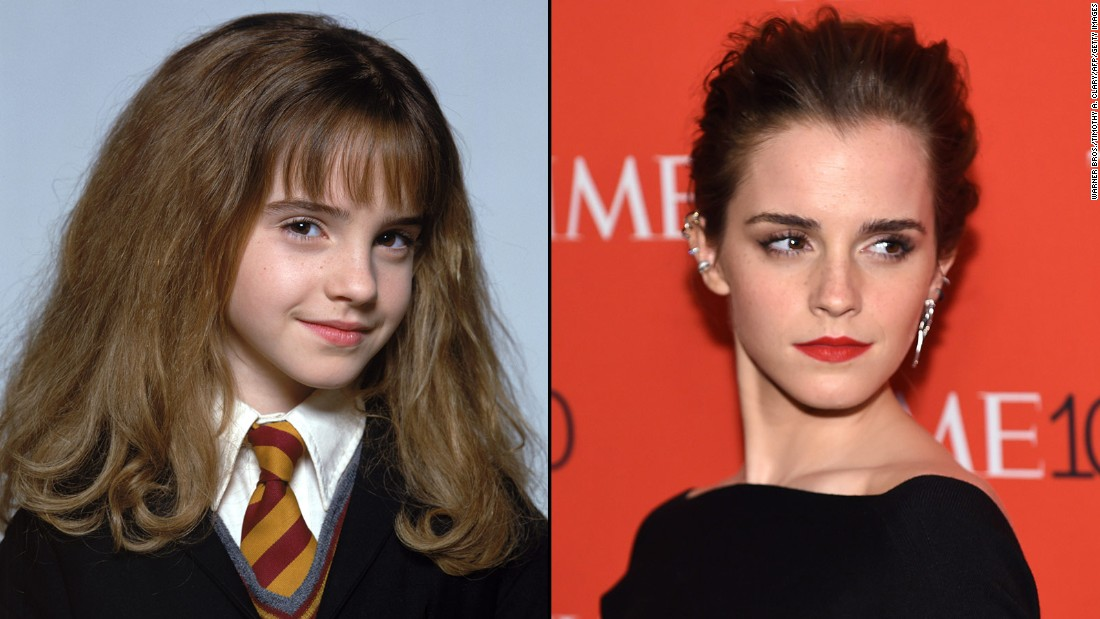 'harry Potter' Cast Where Are They Now? Cnn