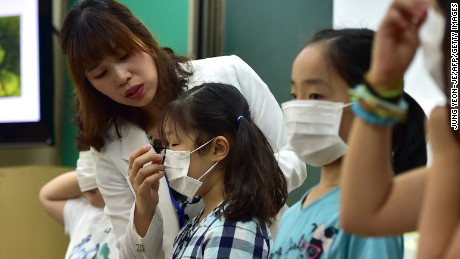 MERS outbreak in South Korea holds lessons for U.S.