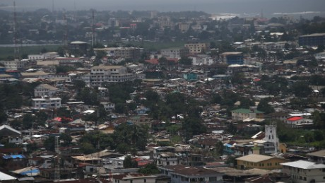 Liberia Fast Facts