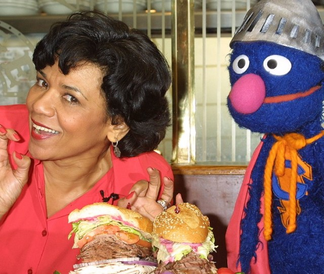 Emmy Winning Actress Sonia Manzano Who Has Played Shopkeeper Maria Rodriguez On The Childrens