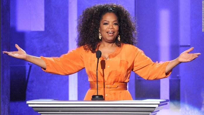 Image result for oprah lefty