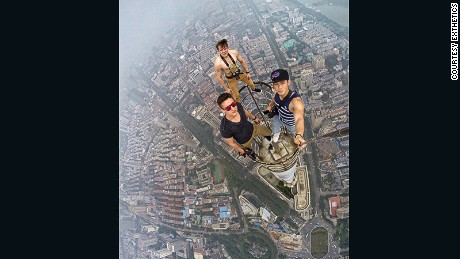 Why I climb insanely tall buildings with my bare hands