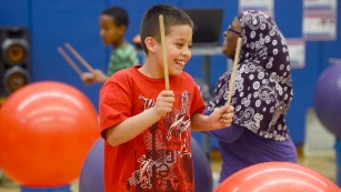 Math-letes rule! Fit, healthy kids do better in school, especially math