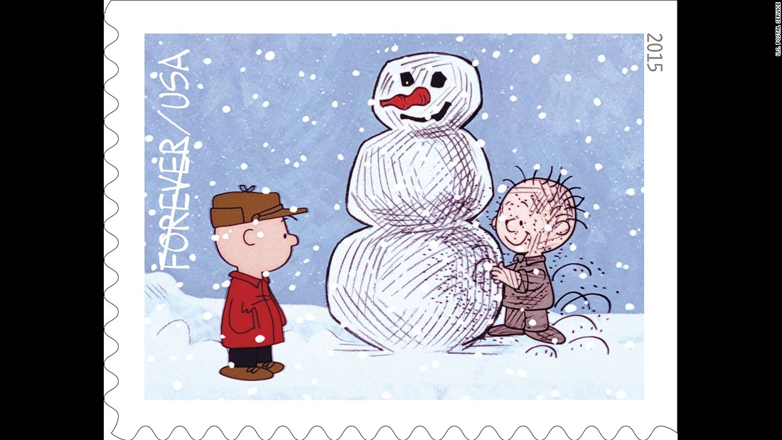 A Charlie Brown Christmas Celebrates 50 Years CNN