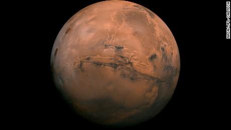 China plant, im nächsten Jahr einen Rover zur Erkundung des Mars zu schicken