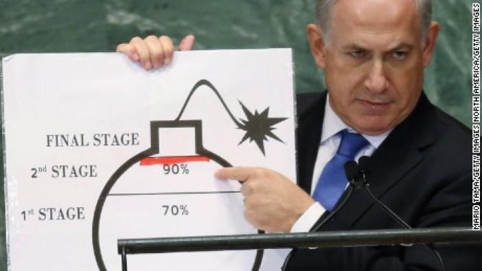 Resultado de imagen para netanyahu onu