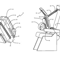 Chair Design Patent Drop Leaf Dining Table And Chairs Airplane Seat Patents That Will Make You Gulp Cnn Travel