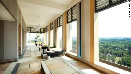 Luxury Hotel No Singapore S New Generation Public Housing