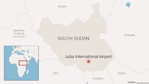 South Sudan Fast Facts