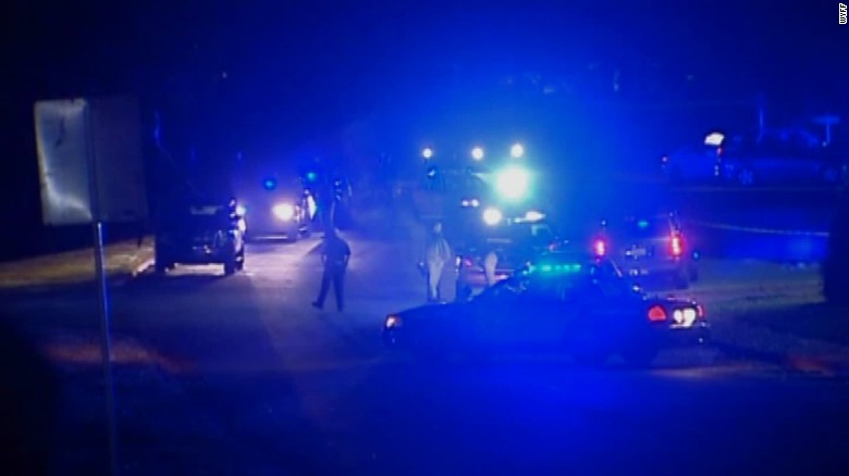 1 killed in police shooting on Spartanburg Methodist