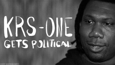 KRS-One gets political: What's fake and what's real in politics?