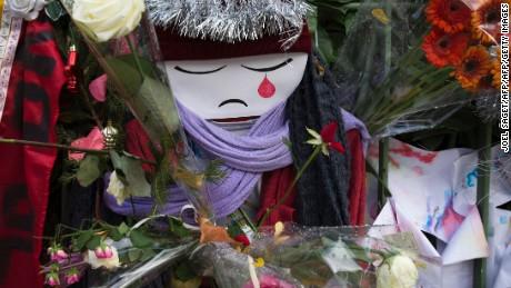 Charlie Hebdo: Paris has lost a lot, but not its joie de vivre
