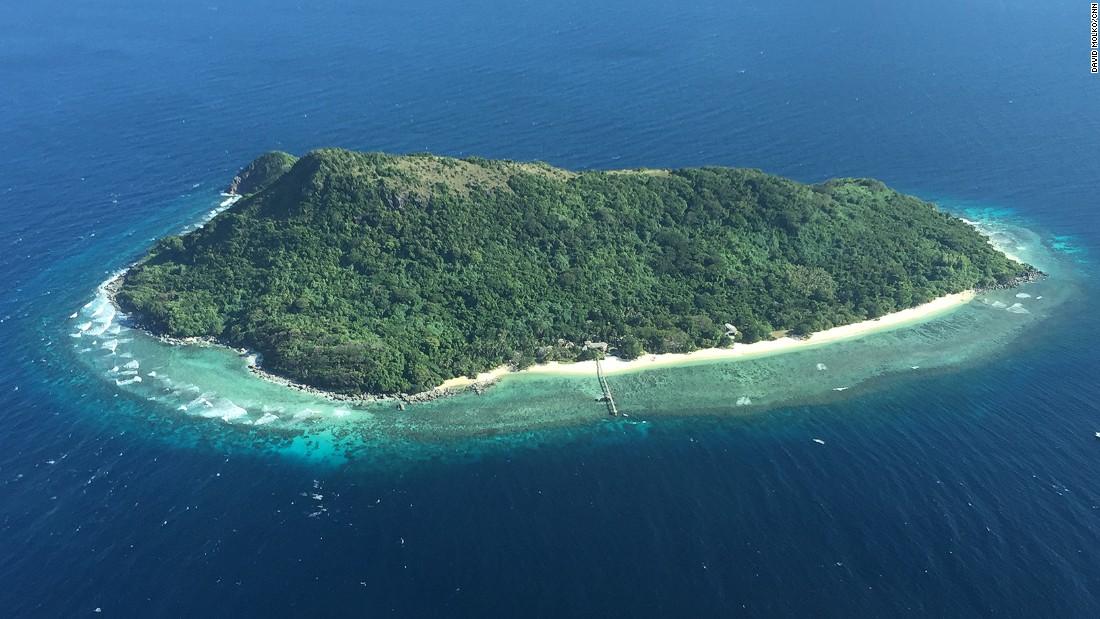 ariara private luxury island