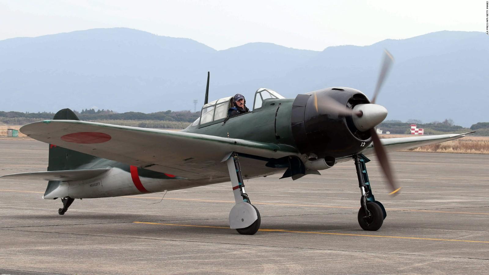 Japanese Plane Zero