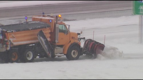 small resolution of crew plows through blizzard to get man a new heart