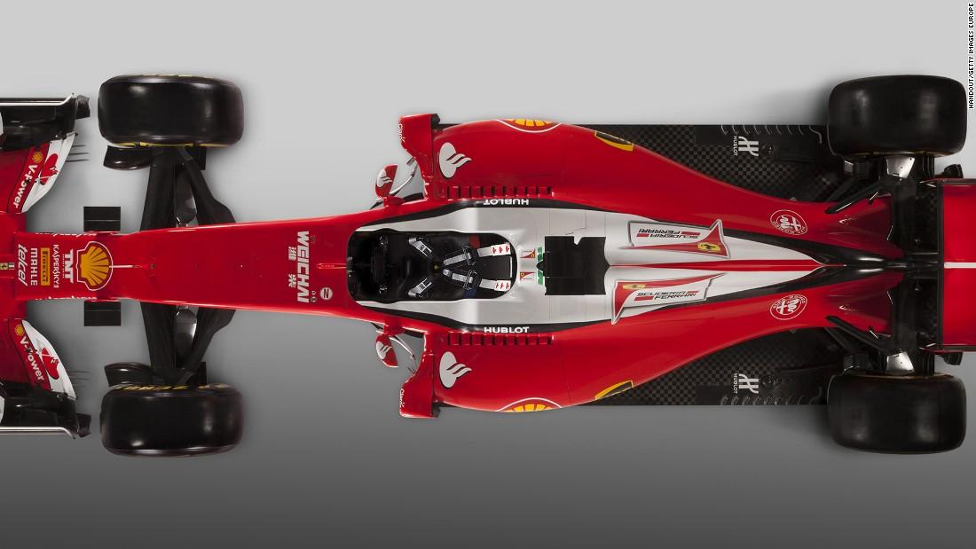 F1 2017 Cars Will Be A 'gamechanger' Cnn