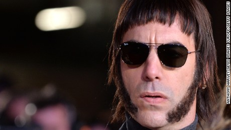 Don't blame Sacha Baron Cohen because you don't like the truth