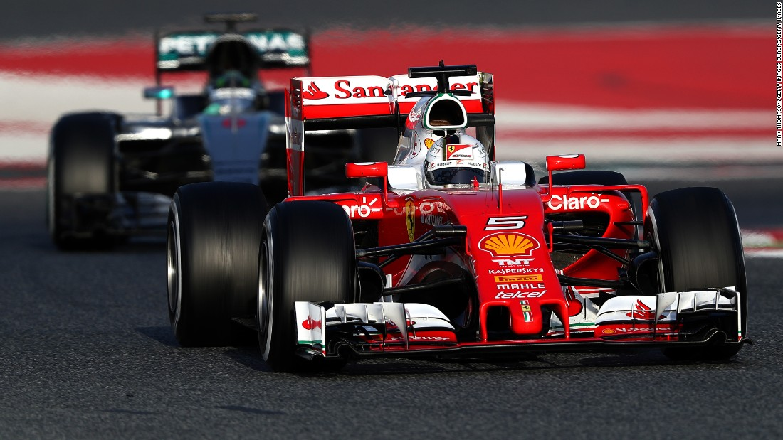 Revealed! The New Race Cars For The 2016 F1 Season