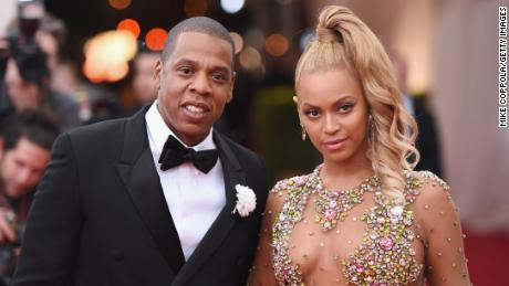 Jay Z and Beyonce are two of the world's most successful music artists.