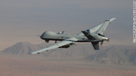 US military is granted authority to arm its drones in Niger