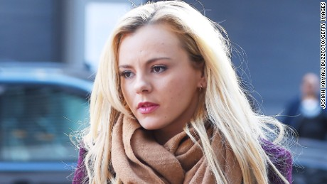 Charlie Sheens Ex Bree Olson Is Opening Up About Her Struggles After