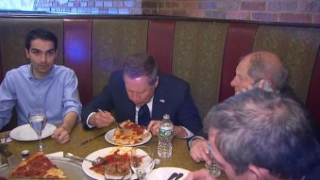 kasich eats new york