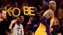 Kobe Bryant: Remembering the final game of 'The Black Mamba'