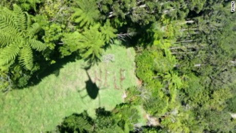 Missing mom, daughter rescued from New Zealand forest