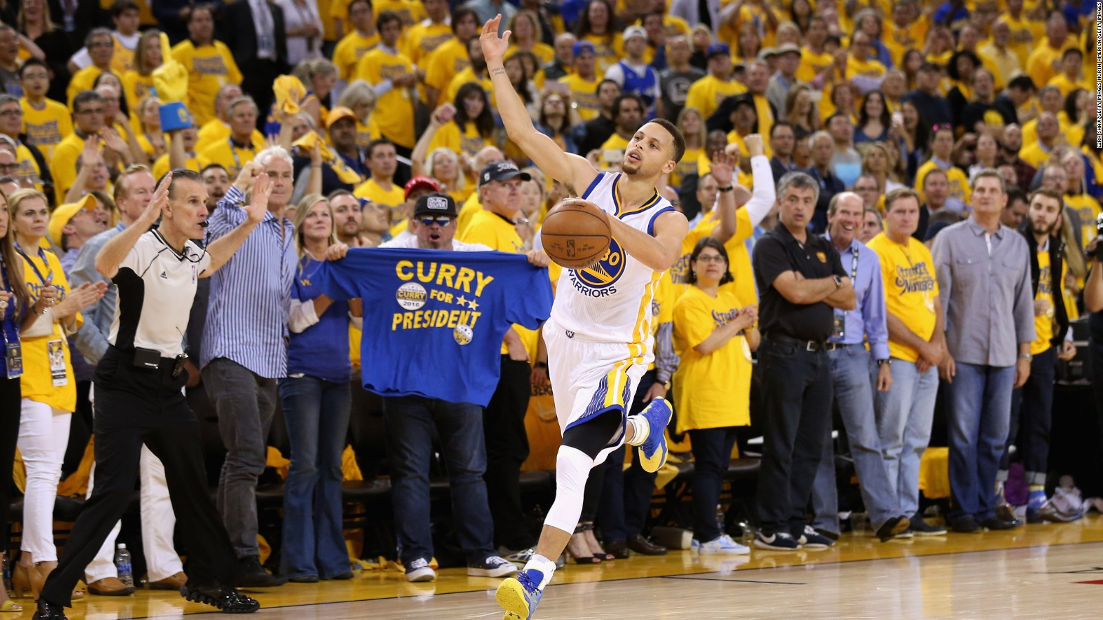 chef curry is the