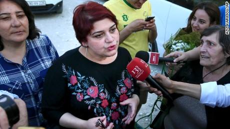 wellness by design chair uk ritter dental parts khadija ismayilova on imprisonment for journalism - cnn video