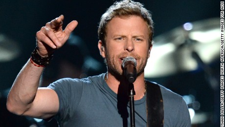 Dierks Bentley, performing here in 2014, will tour this summer.
