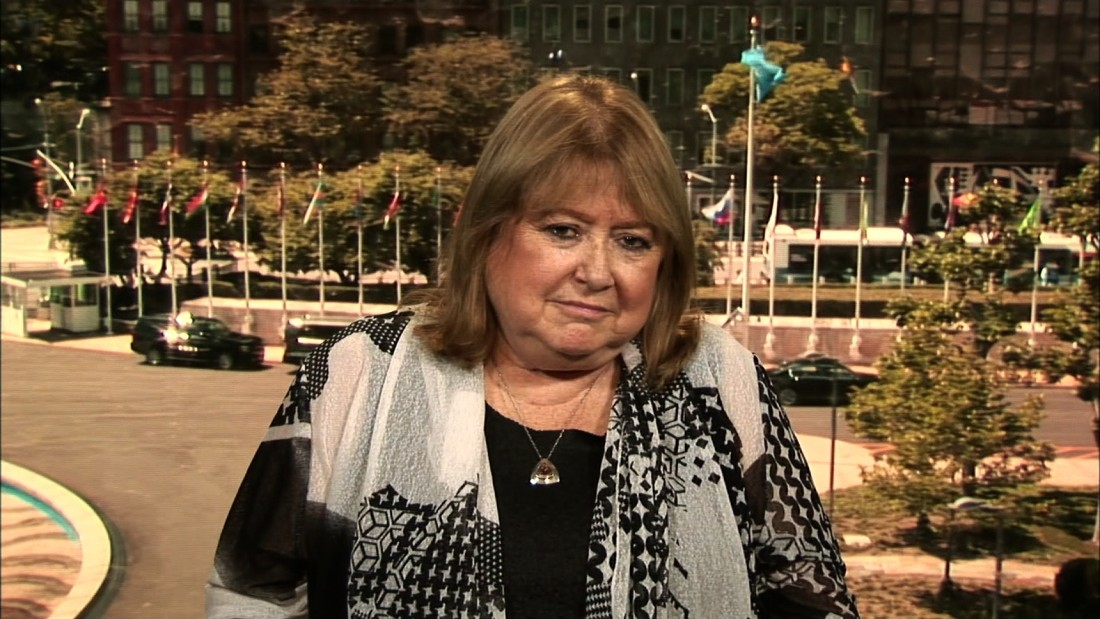 Argentina's foreign minister: 'High time' for female UN chief - CNN Video