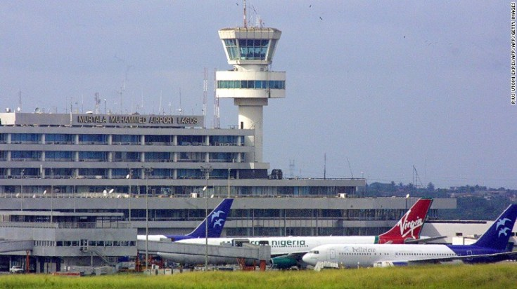 "Murtala Mohammed International Airport in Lagos, where United Airlines recently announced it won't fly to anymore. Nigeria is said to owe airlines nearly $600 million in airline fares, according to the <a href=""http://www.iata.org/pressroom/pr/Pages/2016-06-02-03.aspx"" target=""_blank"">International Air Transport Association</a>."