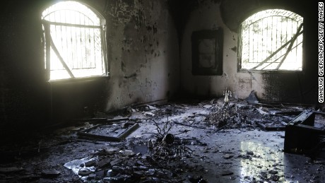 Security officer reveals horror of Benghazi attack