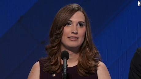 Sarah McBride wins Democratic primary in Delaware on path to become first-ever transgender state senator