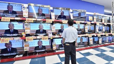 Why Akihito's speech matters