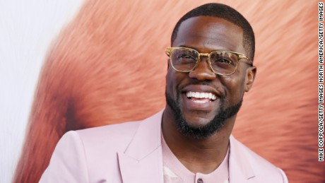 Kevin Hart under fire for homophobic tweets