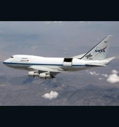 nasa s super 747 sofia the world s biggest flying observatory [ 1600 x 900 Pixel ]