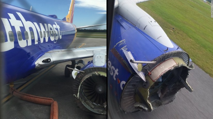 Southwest flight makes emergency landing