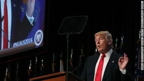 NY attorney general is investigating Trump Foundation practices